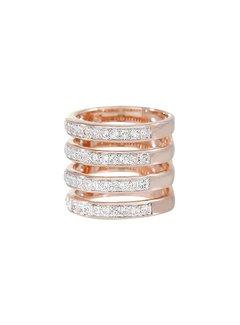 Bronzallure Polisch Multibrands ring WSBZ00560WR