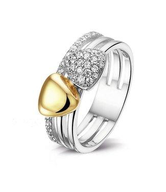 Orage ring bicolor R/6850