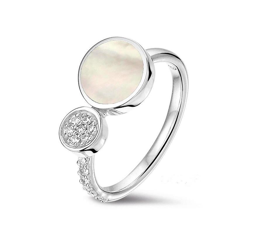 ring Parelmoer R/2457