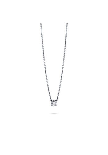 Miss Spring ketting 18kt Brilliantly 0.04ct MSC505WG-DI