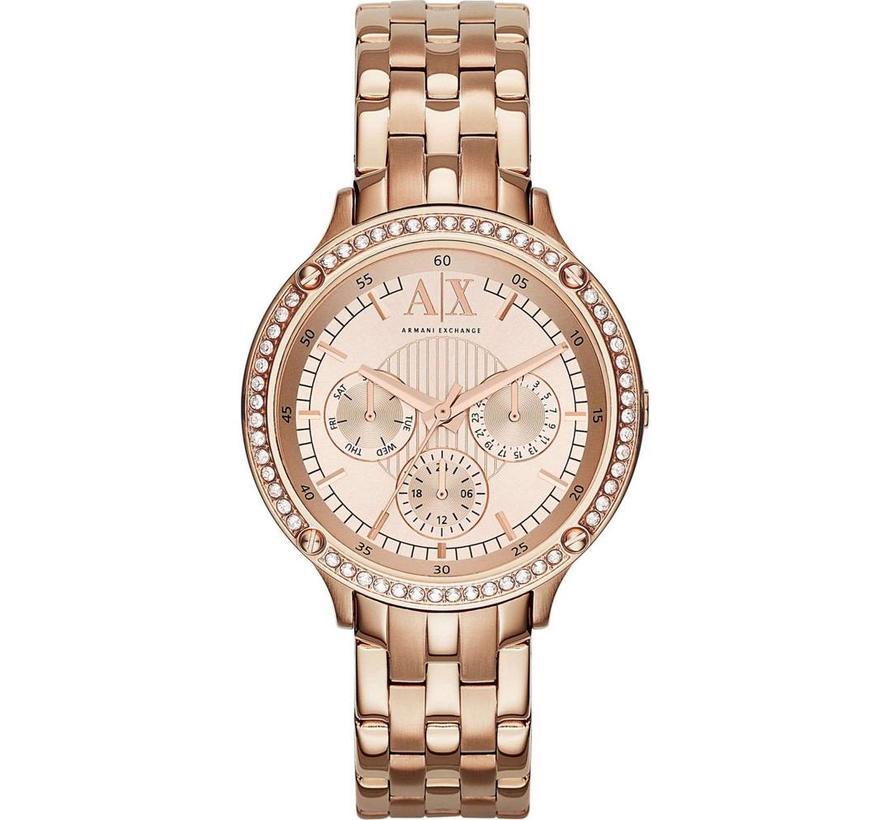 Capistrano dames horloge AX5406