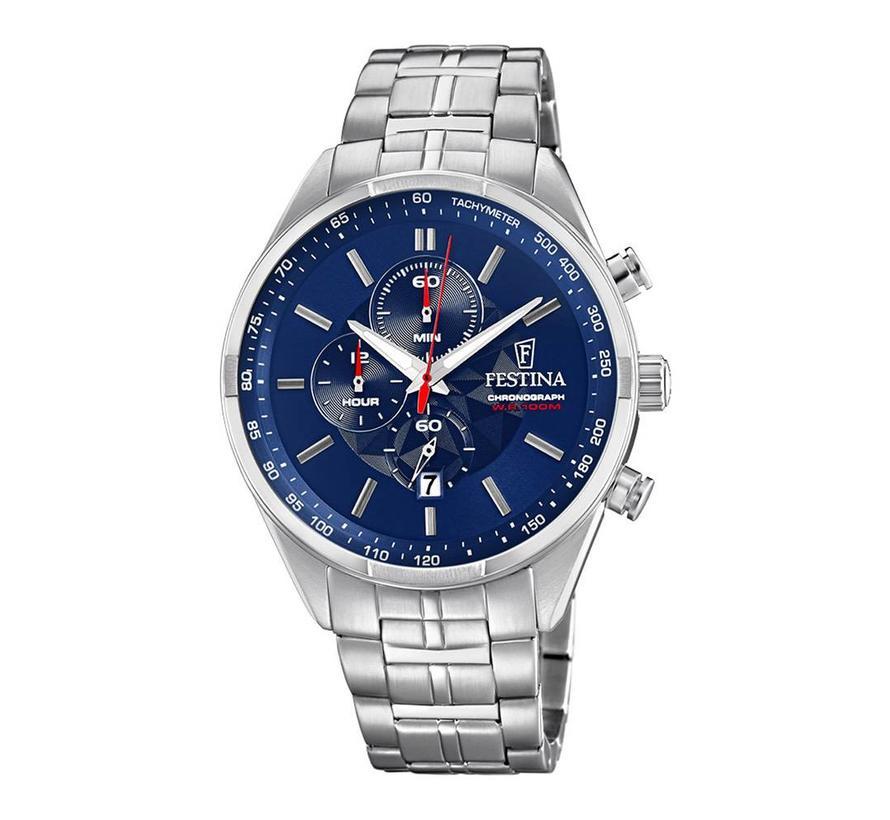 Sport Chrono heren horloge F6863/3