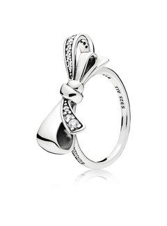 Pandora Brilliant Bow ring 197232CZ