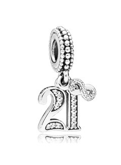 Pandora 21 Years of Love 797263CZ