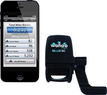 WAHOO Wahoo Speed & Cadence Sensor