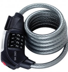 TRELOCK Trelock combination cable 1500x12mm.