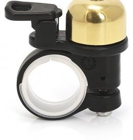 XLC XLC Mini bell 'Messing' (brass)