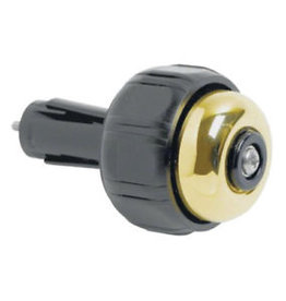 MIRRYCLE Mirrycle Bar End Incredibell Brass Bell