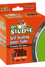 DR SLUDGE Dr. Sludge Self Sealing Inner Tube 700 x 28-35 Presta Valve
