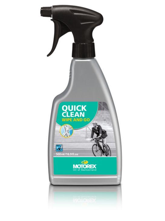 MOTOREX Motorex Quick Clean - Wipe and Go