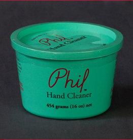 PHIL WOOD Phil Wood Hand Cleaner, 16oz Tub