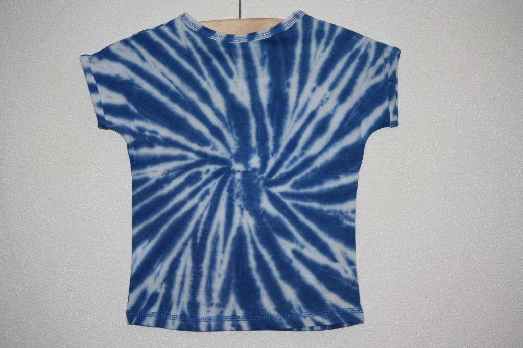 Knot so Bad  T-Shirt Suus blauw Knot so Bad