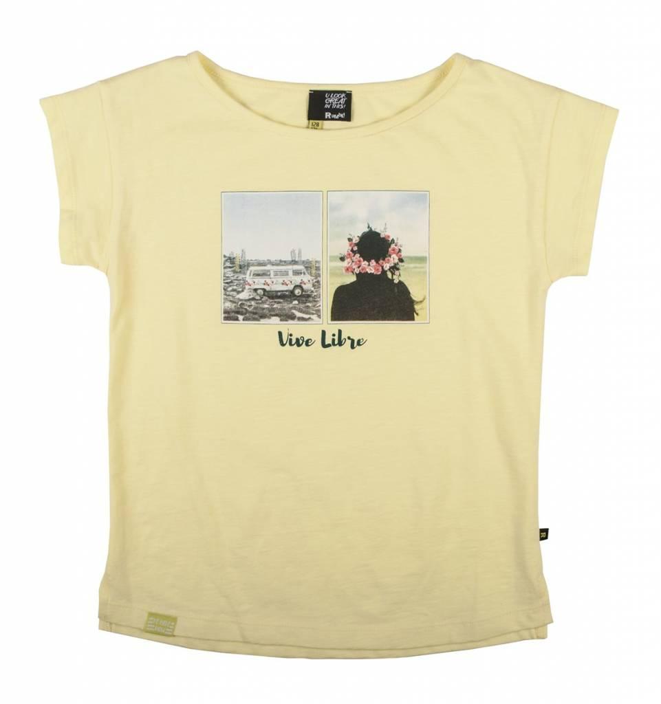 Rumbl shirt Roos