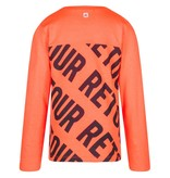 Retour Max neon orange longsleeve Retour