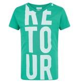 Retour Jacco shirt green Retour