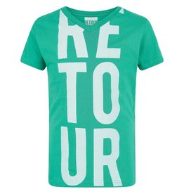 Jacco shirt green Retour