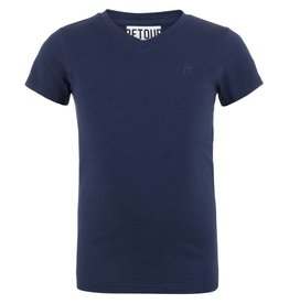 Sean shirt donker blauw Retour