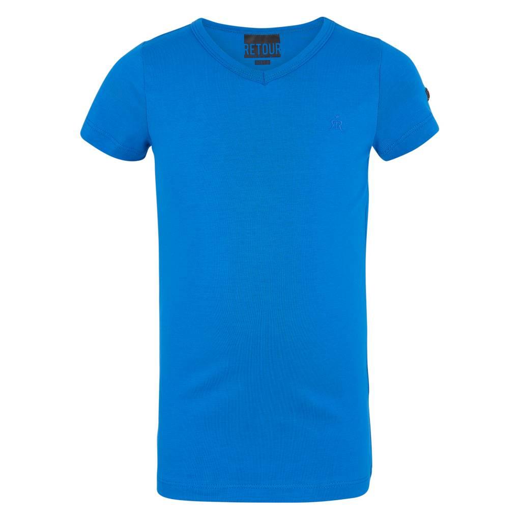 Retour Sean shirt blauw Retour