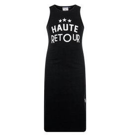 Assunta jurk zwart Retour