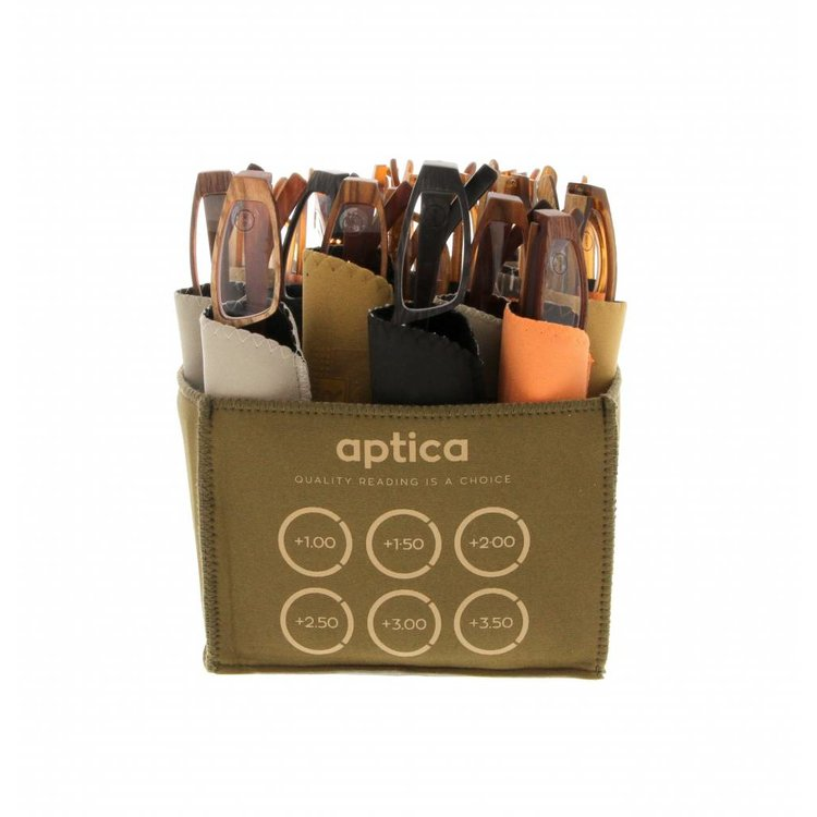 Aptica SIKAR SET - 24 pieces