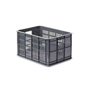 Basil Basil Crate S - bicycle crate - 25l - grey