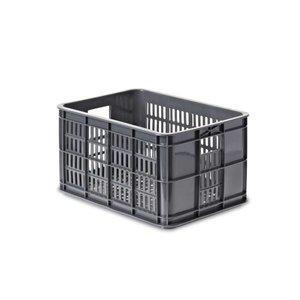 Basil Crate S - Bicycle Crate - Grey