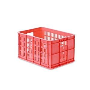 Basil Crate S - Fietskrat - Roze