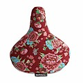 Bloom Saddle Cover - Rood