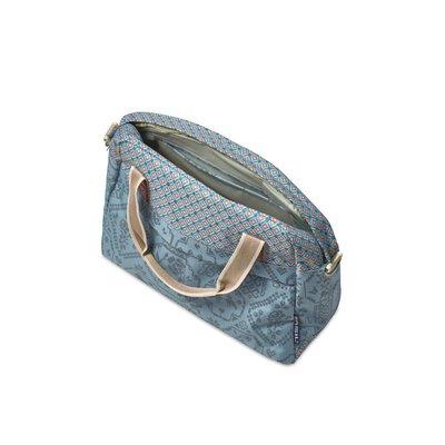 Basil Basil Boheme Carry All - single bike bag - bicycle shoulder bag - 18L - green
