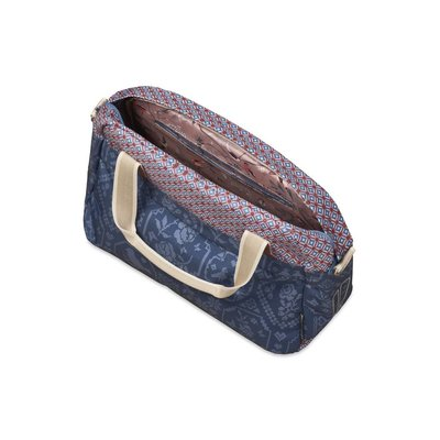 Basil Boheme Carry All - single bike bag - bicycle shoulder bag - 18L - blue