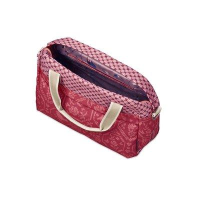 Basil Basil Boheme Carry All - einfache fahrradtasche - fahrradschultertasche -18L - rot