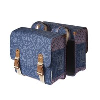 Bohème Double Bag - Blauw