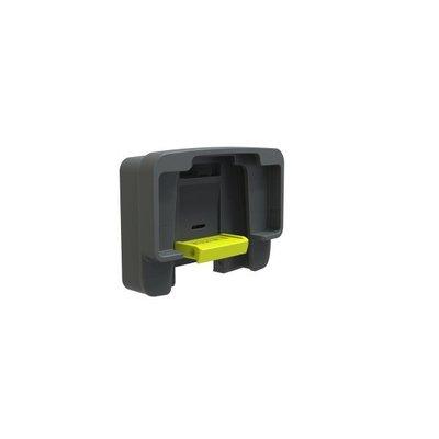 Basil BasEasy/KF Adapter Plate - voor baseasy systeem en klickfix syteem - antraciet