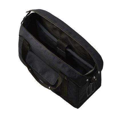 Basil Basil Portland Business Bag - laptopfahrradtasche - fahrradschultertasche - 19L - schwarz