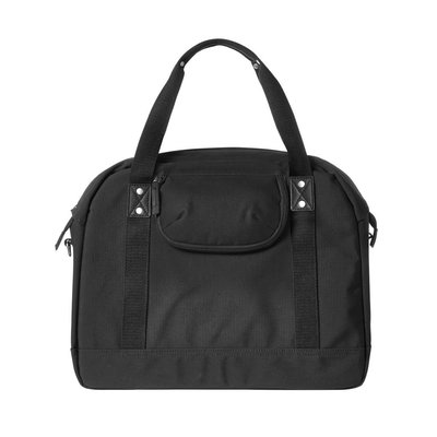 Basil Basil Portland Business Bag – laptop bike bag - bike shoulder bag - 19L - black