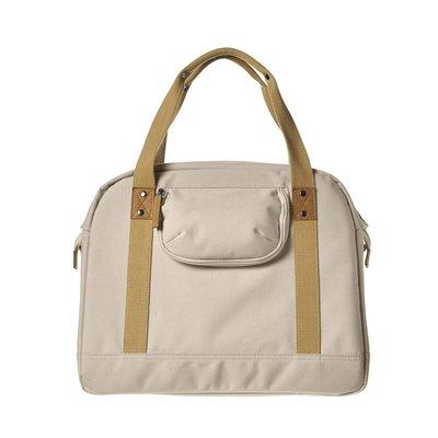 Basil Basil Portland Business Bag - laptop bike bag - bike shoulder bag - 19L - cream