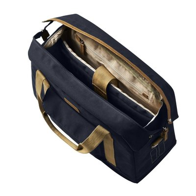Basil Basil Portland Business Bag - laptopfahrradtasche - fahrradschultertasche - 19L - blau