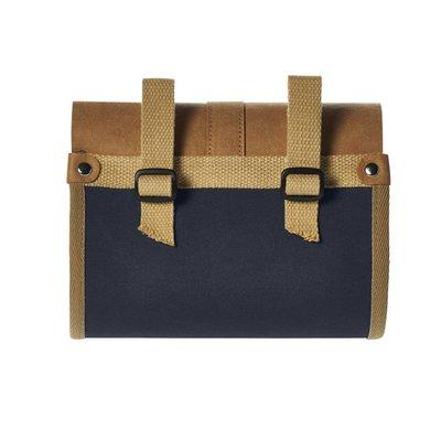 Basil Portland Saddlebag - zadeltas - 0,5L - donkerblauw