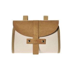 Basil Basil Portland Saddlebag - saddle bag - 0,5L - cream