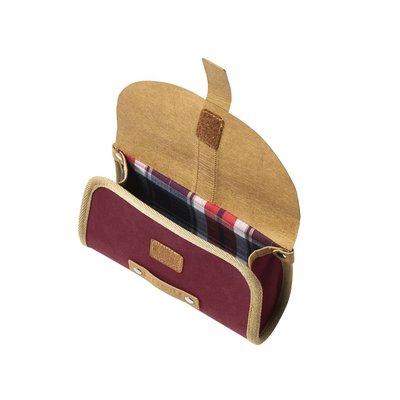 Basil Basil Portland Saddlebag - saddle bag - 0,5L - red