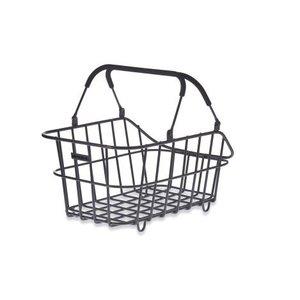 Basil Cento Alu Multi System - fahrradkorb - gepäckträger - abnehmbar - schwarz
