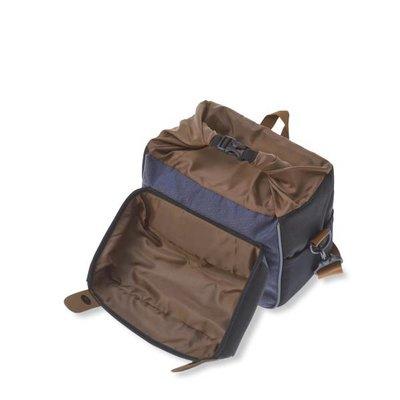 Basil Basil Miles Handlebar Bag - handlebar - 6L - dark gray / anthracite