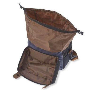 Basil Basil Miles Handlebar Bag - shipping bag 6L - dark gray / anthracite