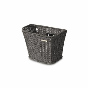 Basil Basket Berlin - front - grey