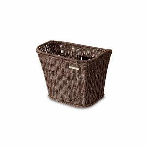 Basil Basket Berlin - front - Brown