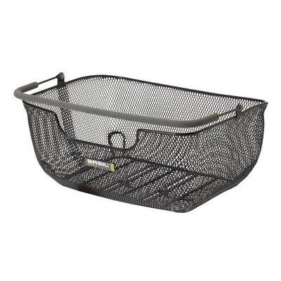 Basil Capri Luxe II Flex Basket - hinten - schwarz