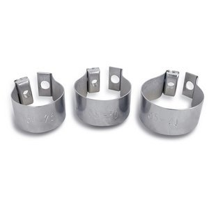 Basil Baseasy II – Edelstahl-Ring – verzinkt