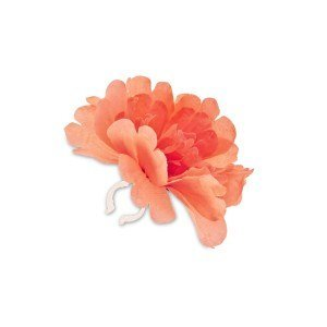 Peony Flower - Orange