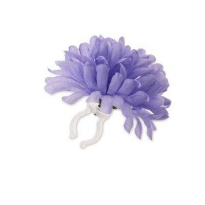 Basil Stuurbloem - paars