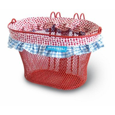 Basil Jasmin-Farm-Basket - red